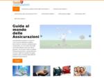 Guida Assicurazioni — Guida alle Assicurazioni Online