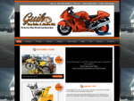 Guiho Saw Sales Marine Ltd. Where we service what we sell. From Suzuki motorcycles and ATVs