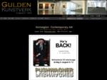 - Contemporary Art | Gulden Kunstverk | Norsk kunst | Webgallery | Nettgalleri