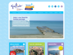 Gulliver Travel, Hotels Apartments Tours, online booking, best prices