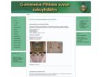 Gummerus-Pihkala