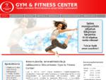 Täyden palvelun liikuntakeskus aivan Salon sydämessä! - Salon Gym Fitness Center Oy