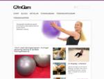 kom i form - träningsprogram - personlig träning - kost - sportmode | GymGlam. se
