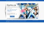 Gyms in Canada | Health Fitness Gyms | Gyms. ca