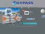Portes de garages et portails habitation et industrie Gypass