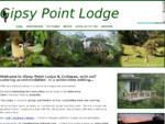 Guest House Accommodation at Gipsy Point, near Mallacoota Inlet in Far East Gippsland Victoria