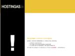 Hostingas - Hostingas, sms hostingas, pigus talpinimas, nemokamas hostingas, domenu registracija