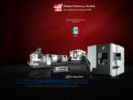Haas Machine Tools S. A. de C. V. , HFO México es una empresa especializada en la comercializaci
