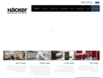 מטבחי יוקרה Hacker - מטבחים תוצרת גרמניה
