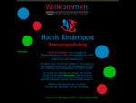 Herzlich Willkommen bei Hackis Kindersport
