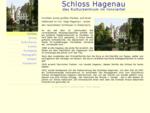 Schloss Hagenau - das Kulturzentrum im Innviertel