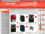 Hainz e-shop - sportovní poháry, trofeje, reklamní předměty