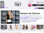 Extension cheveux, pose d039;extensions de cheveux au salon Extensions Hair Glam Paris