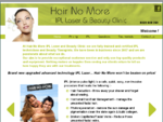 Hair No More Clinic Oakleigh 126; IPL Laser Beauty Treatment