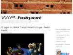 WIP Hairport - Lisboa