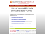 Hakukonemarkkinointi | Hakukonemarkkinoinnin palvelut - KK Mediat