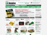 Haladjian, pièces et équipements pour les engins du TP.