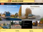Ab Haldin Rose Oy - Startsida