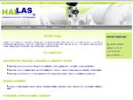 HALLAS, s. r. o. - popis laserem, gravírování