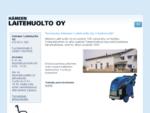 Korjaamolaitteiden asennus, huolto ja korjaus | Hämeen Laitehuolto Oy Tampere