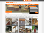 Timber Handrails | Stainless Steel Wire Balustrade | Stair Brackets | Furniture Legs | Post Caps