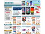 Handy mit Vertrag oder Flatrate günstige bei Handybude. de online bestellen