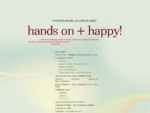 hands on happy! - shiatsu, aromatherapy, traditional chinese medicine