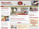 Firma Laferl Handwerksservice
