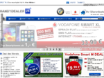 Dein Handy-Onlineshop. Aktuelle Smartphone mit Vertrag. iPhone, HTC One, Galaxy S4