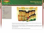 Manitoba Harvest Hanf-Lebensmittel