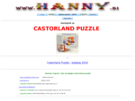 Hanny spletna trgovina z castorland puzzle sestavljanke