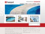 Hanpol - chemia budowlana, hydroizolacje, uszczelnienia budowlane, materiały dźwiękochłonne, panele