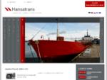 Hansatrans - Ülegabariidilised veod ja raskeveod