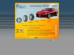Hanse Trading Reifenservice - Hurtownia opon i felg -