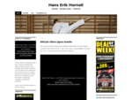 Hans Erik Hornell | Karate - Bunkai Jutsu - Historie