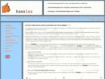 Startseite - hanslux - Computer Dienstleistungen mit OpenSource