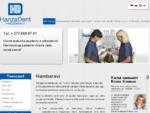 Hambaravi Tallinnas - HanzaDent hambakliinik