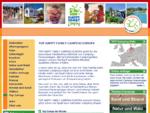 Happy Family Camping familienfreundliche Ferienanlagen, Kinder Animation, Urlaub