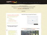 Happy Dog Ltd (est 2001) Free home delivery Pet Food, Domain Names for Sale