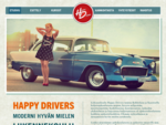 Liikennekoulu Happy Drivers | Autokoulu Kokkola
