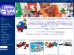 welkom bij happy toys, de lego groothandel... ook voor de particulier