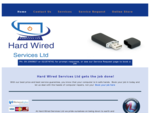 Hard Wired Services Ltd - Home