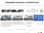 Signalen Bildemontering - begagnade bildelar - reservdelar