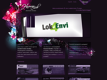 Webdesign Harmony web, logotypy, grafický design