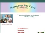 Pet Sitting | Dog Walking Comox Valley BC