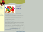 Harmony PreSchool Main Page