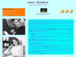 Amira Metodieva - a harpist's world