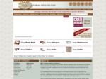 Harris Furniture - Furniture Store, Bedding and Mattresses, Antiques and Collectibles, Cottage Fu