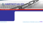 Hartketju Oy - esite