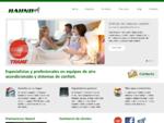 Haund | Distribuidor Autorizado TRANE